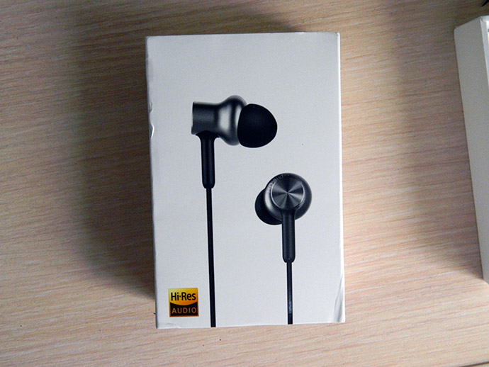 упаковка комплектация xiaomi in ear pro hd